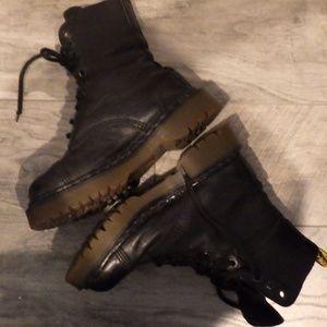 Vintage 80s Dr Martens Boots Size 7 UK5 England